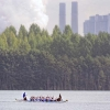 Drachenbootrennen Blausteinsee 2013