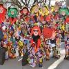 Clowns an der Festhalle Eschweiler Dürwiß