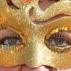 Maske Sonntags in Dürwiß